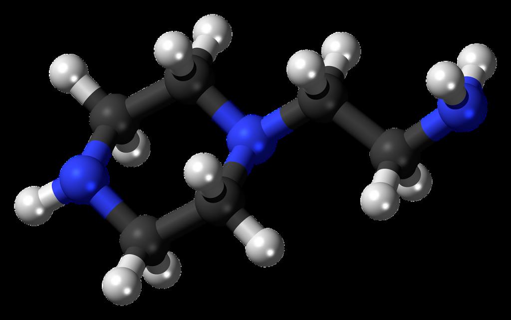 חנקן - מולקולה